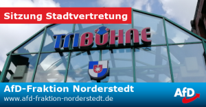 Sitzung der Stadtvertretung @ Rathaus Norderstedt - Plenarsaal | Norderstedt | Schleswig-Holstein | Deutschland